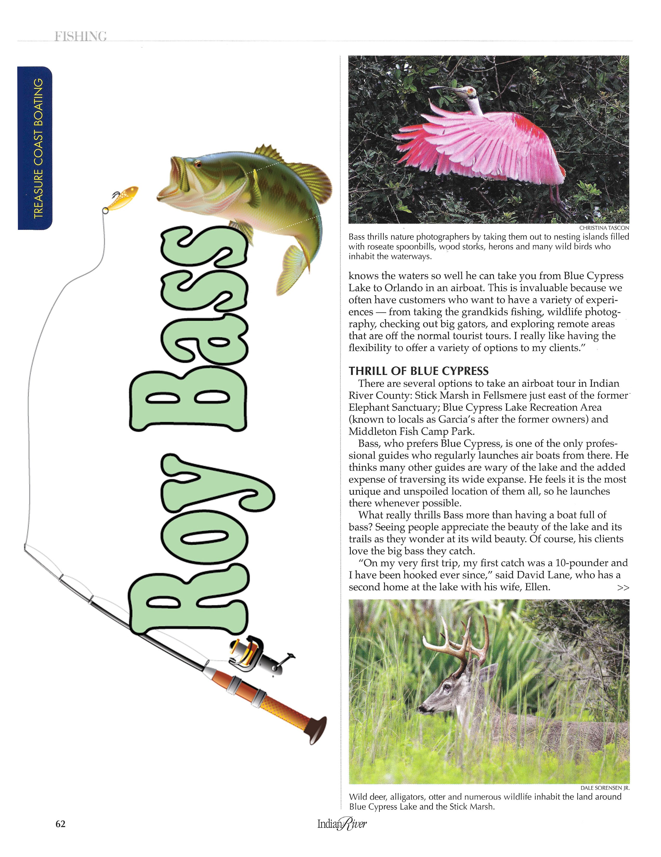 Meet Roy Bass page 5